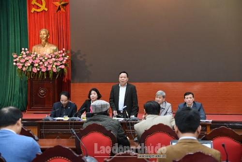 Nhiều hoạt động kỷ niệm 70 năm thành lập Ban Tuyên giáo Thành ủy Hà Nội