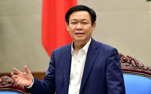 Đồng chí Vương Đình Huệ chuyển sinh hoạt về Đoàn đại biểu Quốc hội TP Hà Nội