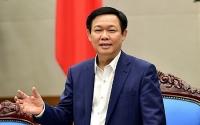 Tóm tắt quá trình công tác của tân Bí thư Thành ủy Hà Nội Vương Đình Huệ