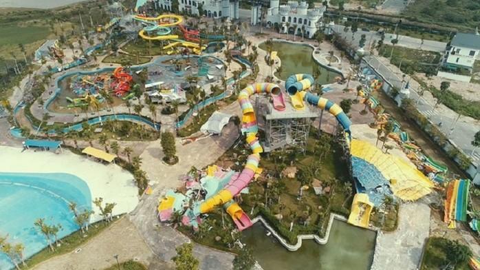 Đại diện lãnh đạo quận Hà Đông khẳng định: Tháo dỡ công viên nước Thanh Hà đúng quy định của pháp luật