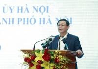 Bí thư Thành ủy Vương Đình Huệ: Mặt trận cần phải làm tốt nhiệm vụ giám sát và phản biện xã hội