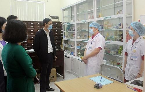 Phó Bí thư Thành ủy Đào Đức Toàn: Cần chú trọng phát triển hệ thống y tế cơ sở