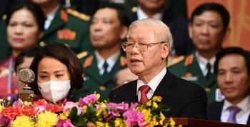 Tổng Bí thư, Chủ tịch nước Nguyễn Phú Trọng: Vinh dự càng cao, trách nhiệm càng cao