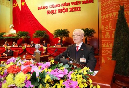 Diễn văn bế mạc của Tổng Bí thư, Chủ tịch nước Nguyễn Phú Trọng tại Đại hội XIII của Đảng