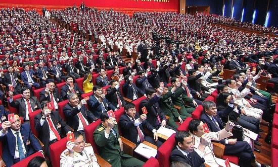 Đại hội XIII của Đảng đã thành công rất tốt đẹp