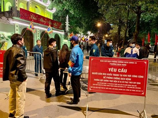 Nhiều hoạt động ý nghĩa của tuổi trẻ Thủ đô dịp Tết Tân Sửu
