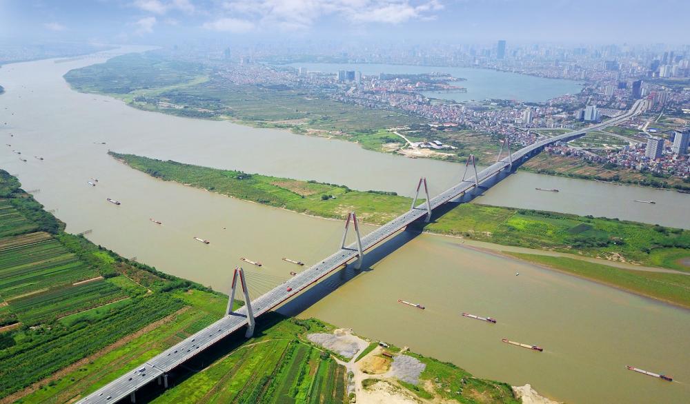 Hà Nội: Thúc đẩy tiến độ quy hoạch phân khu sông Hồng, sông Đuống