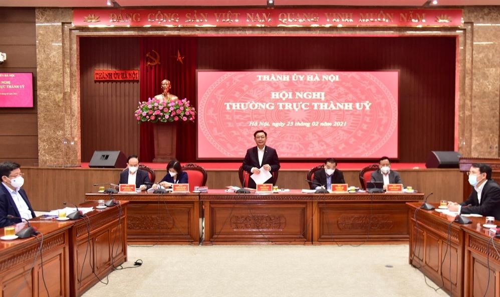 Bí thư Thành ủy Vương Đình Huệ: Nghiên cứu chính sách tăng phúc lợi xã hội cho người dân