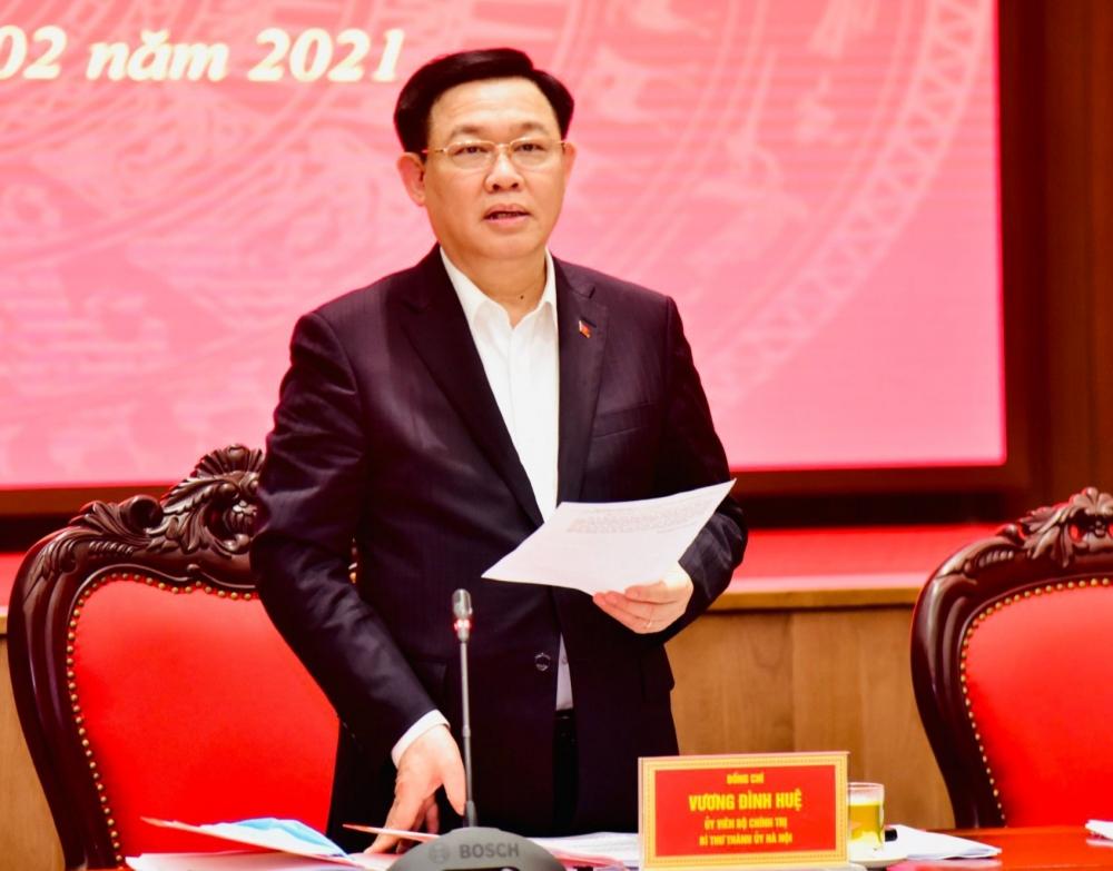 Hà Nội: Quy hoạch phân khu sông Hồng đạt bước tiến vượt bậc