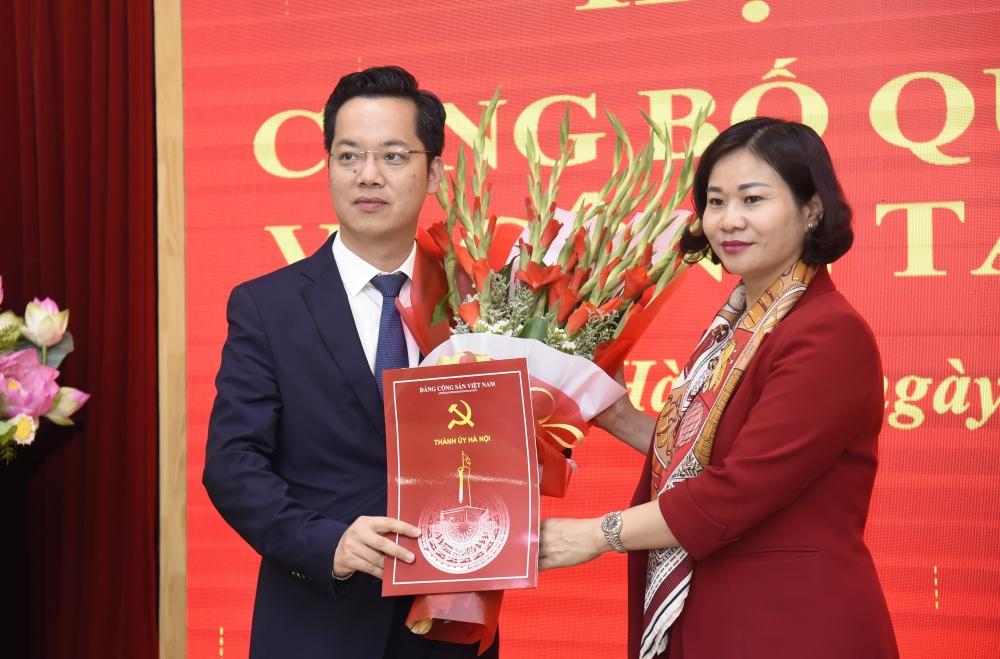 Hà Nội: Chánh Văn phòng Ủy ban nhân dân Thành phố làm Bí thư Quận ủy Hoàn Kiếm