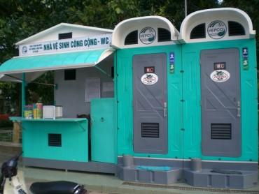 Hà Nội sắp có hàng trăm nhà vệ sinh công cộng