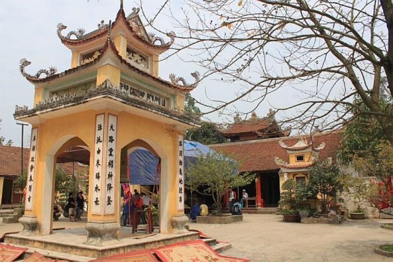 Huyện Thường Tín chú trọng phát triển du lịch