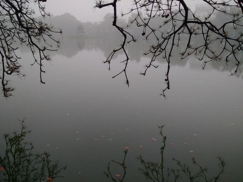 Hôm nay (9/1): Nhiệt độ cao nhất tại Hà Nội là 17 độ C