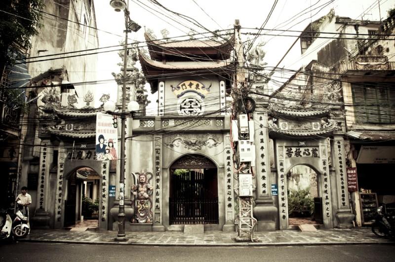 Địa điểm thu hút du khách ở phố cổ Hà Nội
