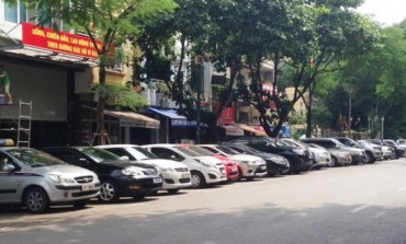 Hà Nội sắp triển khai trông giữ xe tự động qua điện thoại di động