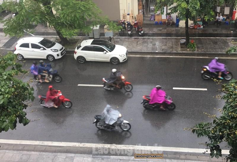 Hôm nay (13/3): Miền Bắc mưa trên diện rộng