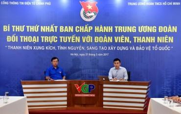 Bí thư thứ nhất Trung ương Đoàn sẽ đối thoại với đoàn viên, thanh niên cả nước