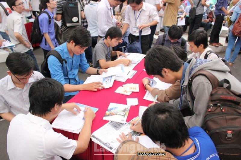 Sắp diễn ra phiên giao dịch việc làm cho thanh niên Hà Nội