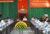 Hà Nội tổ chức Hội nghị giao ban Quý I/2018