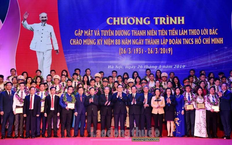 Lan tỏa bản lĩnh và trí tuệ thanh niên Hà Nội trong cộng đồng
