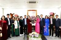 Phó Bí thư Thường trực Thành ủy Hà Nội: Phụ nữ Thủ đô tiếp tục kế thừa và phát huy truyền thống vẻ vang