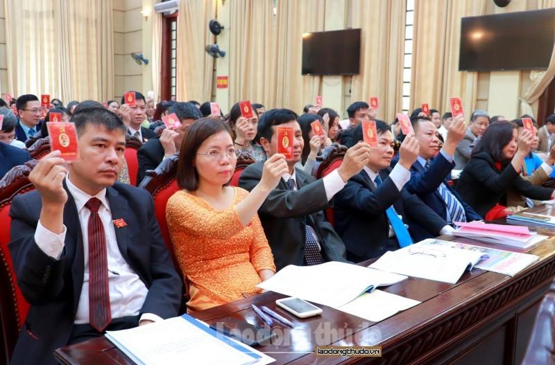 Tập hợp trí tuệ của cán bộ, đảng viên và các tầng lớp nhân dân