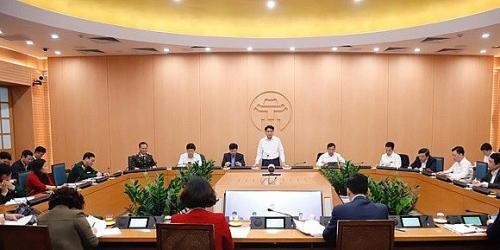 Chủ tịch UBND TP Hà Nội: Xử lý nghiêm những trường hợp đầu cơ tích trữ hàng hóa