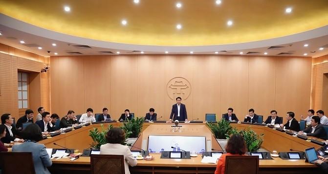 Chủ tịch UBND TP Hà Nội: Từ nay đến hết tháng 3, người dân nên ở nhà