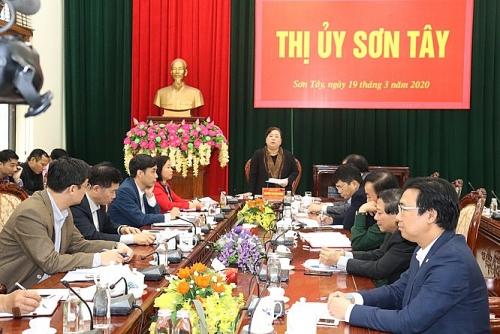 Chủ tịch HĐND TP Hà Nội: Chống dịch Covid-19 phải đi đôi với phát triển kinh tế