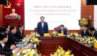 Bí thư Thành ủy Hà Nội: Nhiệm vụ trọng tâm của huyện Chương Mỹ là xây dựng nông thôn mới