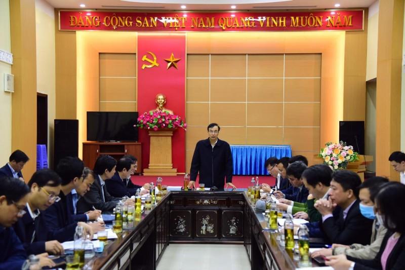 Phó Bí thư Thành ủy Hà Nội Đào Đức Toàn: Cần huy động mọi nguồn lực để chống dịch Covid-19