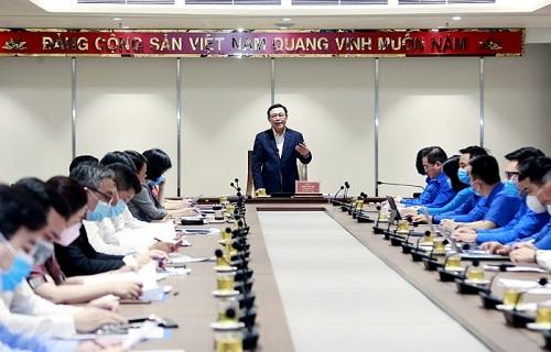 Tuổi trẻ Thủ đô cần chủ động phát huy vai trò xung kích trong mọi nhiệm vụ