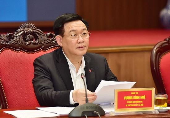 Hà Nội thống nhất chủ trương phê duyệt 6 đồ án quy hoạch 4 quận nội đô