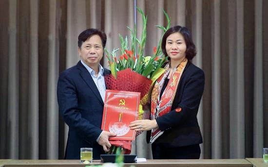 Đồng chí Phùng Văn Dũng làm Phó Trưởng ban Dân vận Thành ủy Hà Nội