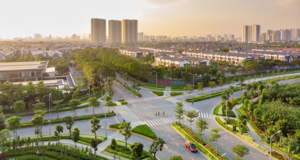 Một dự án bất động sản trên địa bàn quận Hoàng Mai