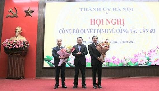 Hà Nội: Luân chuyển cán bộ chủ chốt của Sở Nội vụ và huyện Chương Mỹ
