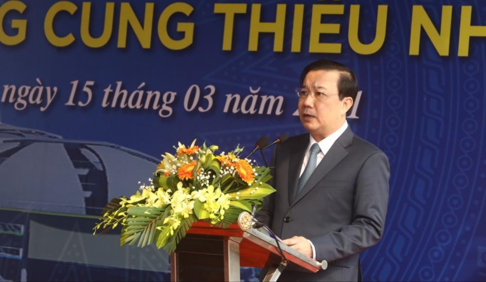 Động thổ Dự án xây dựng Cung thiếu nhi Hà Nội