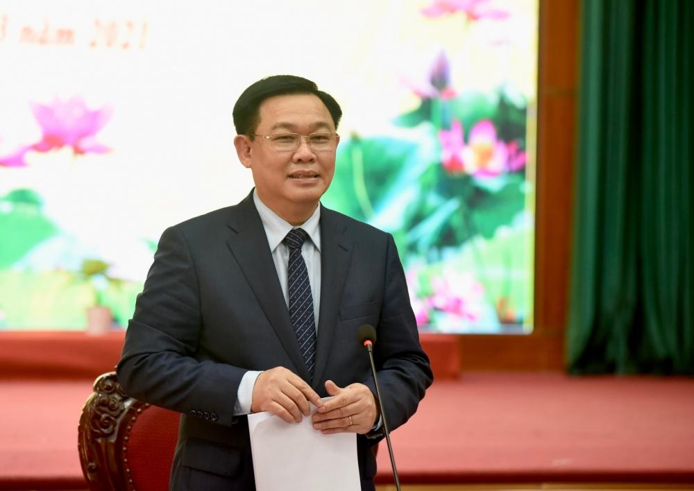Bí thư Thành ủy Vương Đình Huệ: Văn hóa phải là nguồn lực quan trọng nhất để phát triển