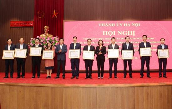 Hà Nội: Xây dựng hệ thống chính trị ở cơ sở đồng bộ, khoa học