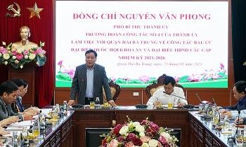 Phó Bí thư Thành ủy Hà Nội: Chủ động phòng, chống dịch Covid-19 cho ngày bầu cử