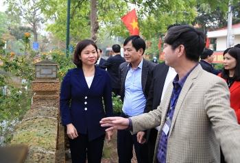 Phó Bí thư Thường trực Thành ủy Hà Nội: Huyện Đan Phượng cần hướng tới đô thị kiểu mẫu
