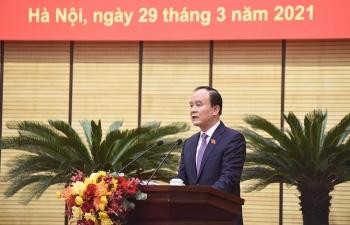 Hà Nội: Xem xét miễn nhiệm và kiện toàn Ủy viên Ủy ban nhân dân Thành phố