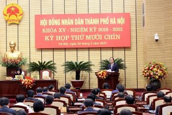 Hà Nội: Thông qua mức chi cho công tác bầu cử