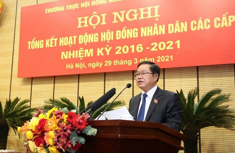 """Hà Nội là """"điểm sáng"""" trong hoạt động của các cơ quan dân cử"""