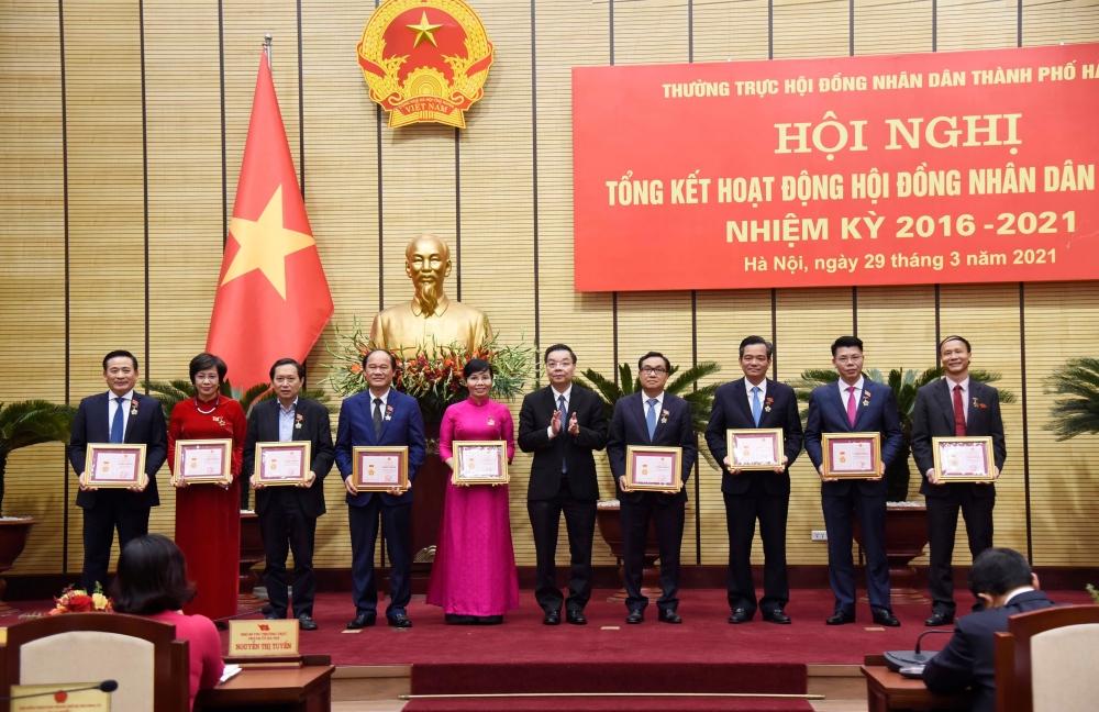 Hà Nội: Từng bước khẳng định vị thế của Hội đồng nhân dân trong hệ thống chính trị