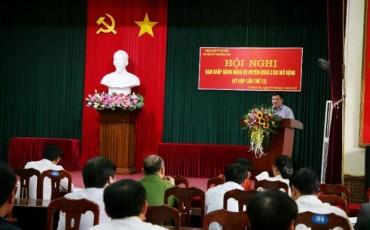 Kinh tế huyện Thường Tín tiếp tục  phát triển bền vững