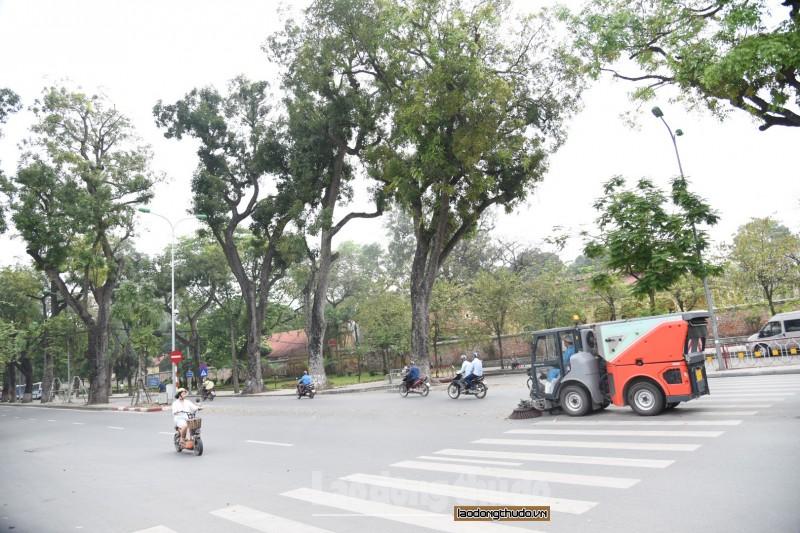 Hôm nay (18/5): Hà Nội vẫn tiếp tục nắng nóng