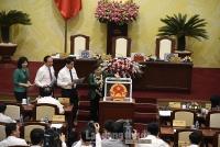 Bầu bổ sung Trưởng, Phó ban chuyên trách HĐND thành phố Hà Nội
