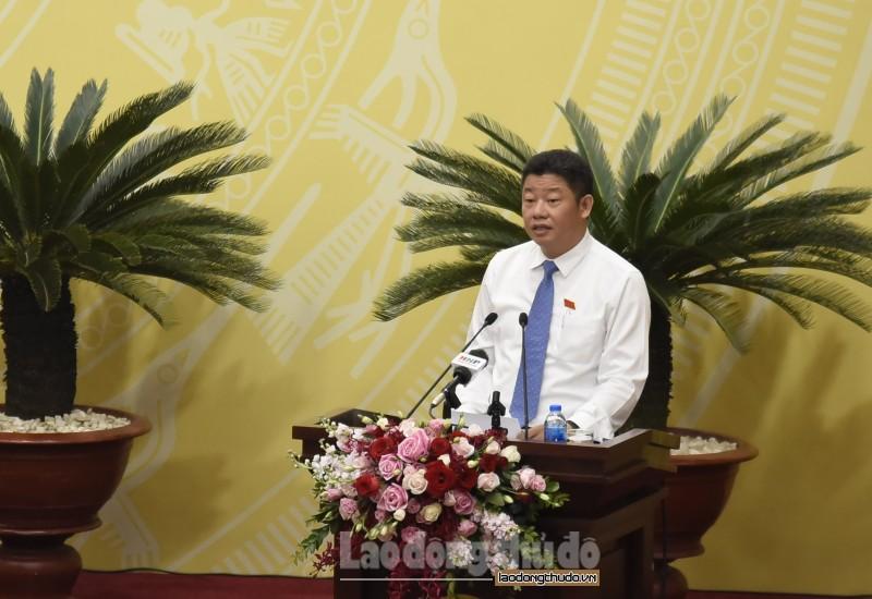 Tổng vốn đầu tư năm 2019 của Hà Nội tăng thêm gần 2.000 tỷ đồng
