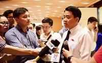Chủ tịch UBND TP Hà Nội: Sẽ công bố cột mốc đã cắm ở rừng Sóc Sơn